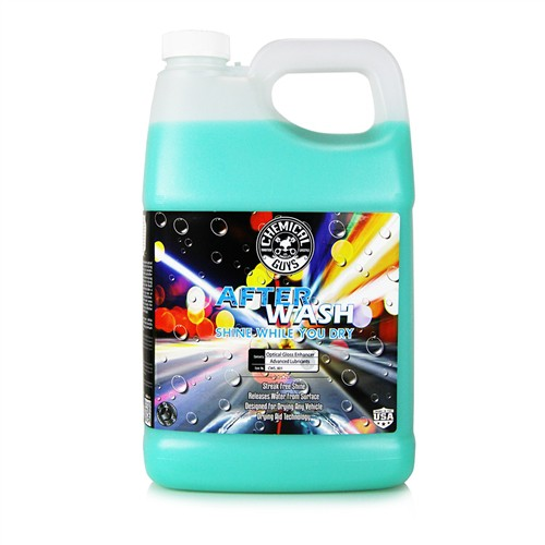 CHEMICAL GUYS AFTER WASH INNOVATIVE DRYING & SHINE - HYDROPHOBIC TECHNOLOGY GALLON