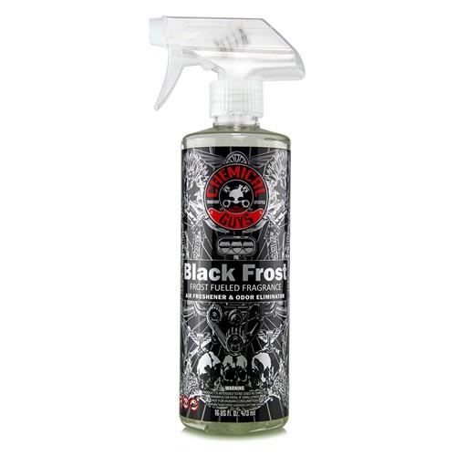 CHEMICAL GUYS BLACK FROST PREMIUM AIR FRESHENER & ODOR ELIMINATOR