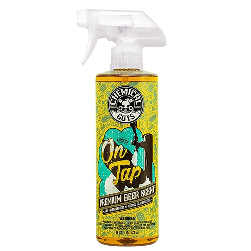 CHEMICAL GUYS ON TAP PREMIUM BEER SCENT - 473ML