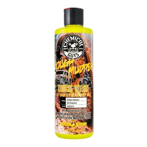 CHEMICAL GUYS TOUGH MUDDER OFF ROAD ATV AUTOWAS SHAMPOO 473ML
