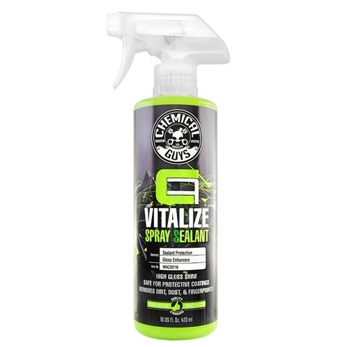 CHEMICAL GUYS CARBON FLEX VITALIZE SPRAYABLE SEALANT LAKVERZEGELING 473ML