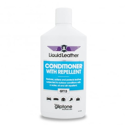 GLIPTONE LIQUID LEATHER CONDITIONER WITH REPELLENT GT13 250ML