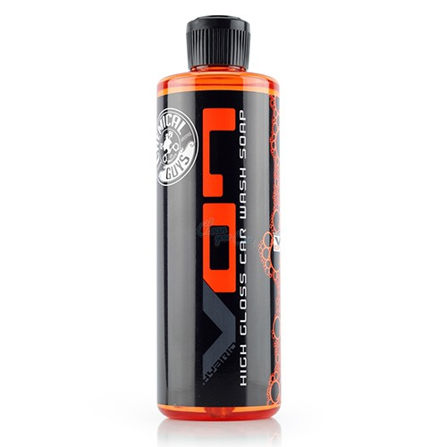 CHEMICAL GUYS HYBRID V7 / V07 OPTICAL SELECT HIGH SUDS CAR WASH SOAP (16 OZ)
