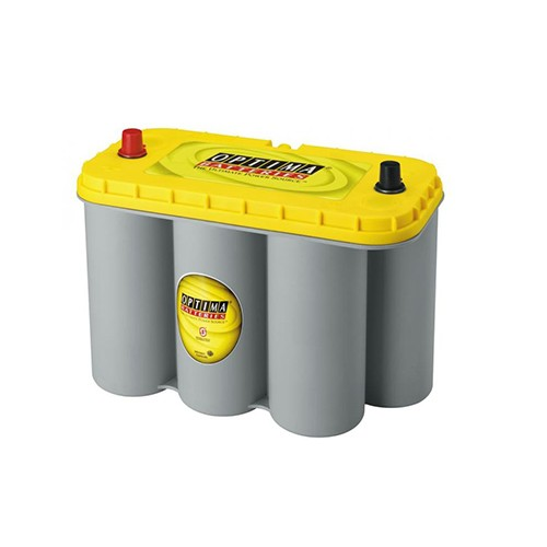 OPTIMA YELLOW TOP ACCU BATTERIJ YT5.5S 12V