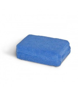 CHEMICAL GUYS WORKHORSE MICROFIBER APPLICATOR BLUE