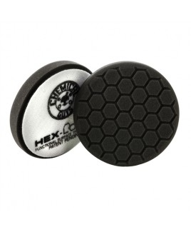 CHEMICAL GUYS HEX LOGIC 5 INCH - BLACK