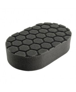 CHEMICAL GUYS HEX LOGIC BLACK (FINISHING) HAND APPLICATOR PAD
