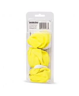 INVISIBLE GLASS BONNETS VOOR DE REACH & CLEAN GLASS CLEANING TOOL 3-PACK