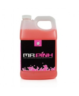 CHEMICAL GUYS MR PINK SUPER SUDS SHAMPOO SUPERIOR SURFACE SHAMPOO GALLON