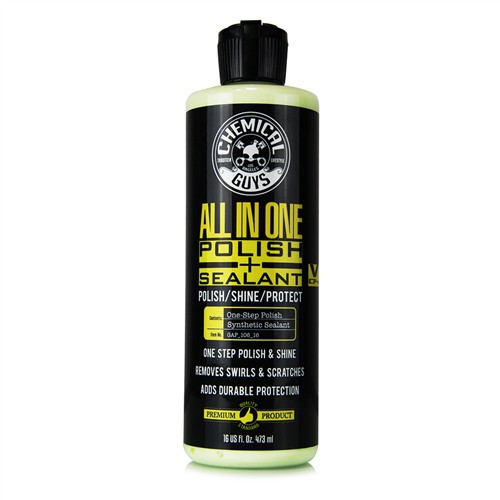 CHEMICAL GUYS EXTREME ALL IN 1 POLISH + SHINE & SEALANT