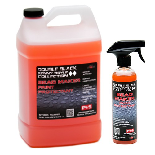 P&S BEAD MAKER PAINT PROTECTION - STARTER KIT - PINE 473ML + GALLON 3,8L