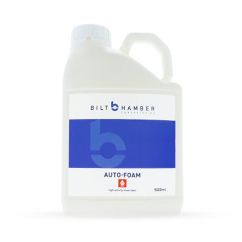 BILT HAMBER AUTO FOAM 5000ML