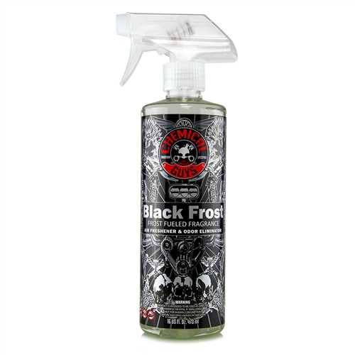 CHEMICAL GUYS BLACK FROST PREMIUM AIR FRESHENER & ODOR ELIMINATOR