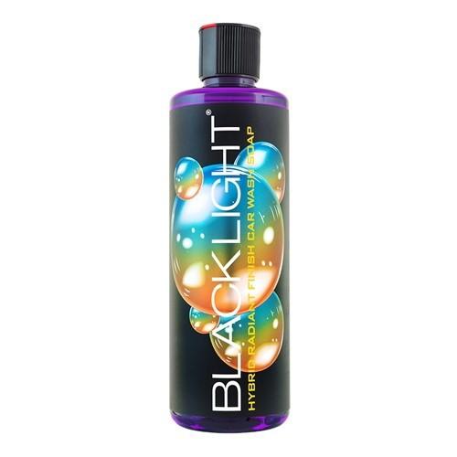CHEMICAL GUYS BLACK LIGHT HYBRID RADIANT FINISH CAR WASH SOAP AUTOSHAMPOO 473ML
