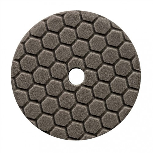 CHEMICAL GUYS 5 INCH ZWART HEX-LOGIC QUANTUM FINISHING POLIJSTPAD