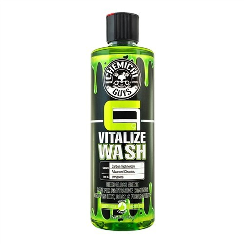 CHEMICAL GUYS CARBON FLEX VITALIZE WASH AUTOSHAMPOO 473ML