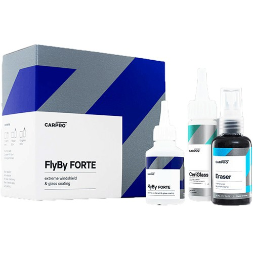 CARPRO FLYBY FORTE KIT - COATING VOOR RUITEN