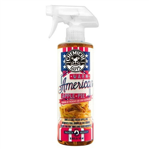 CHEMICAL GUYS AMERICAN APPLE PIE LUCHTVERFRISSER EN AUTO PARFUM 473ML