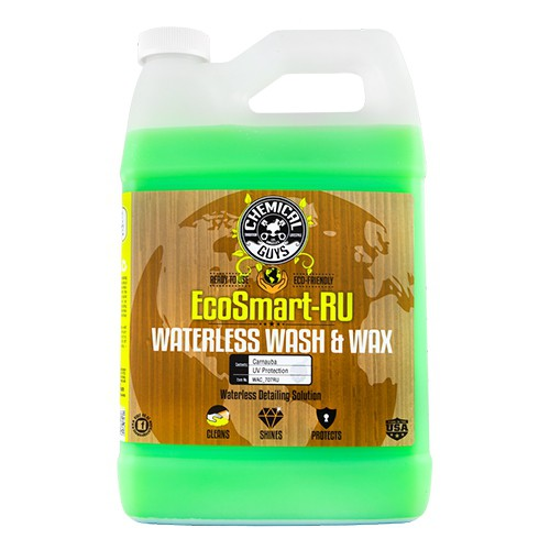 CHEMICAL GUYS ECOSMART RU WATERLESS DETAILING SYSTEM READY-TO-USE GALLON/3,8L