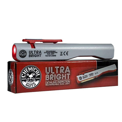 CHEMICAL GUYS ULTRA BRIGHT DUAL LED INSPECTIE LICHT
