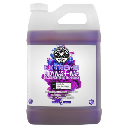 CHEMICAL GUYS EXTREME BODYWASH + WAX 3,8L/GALLON