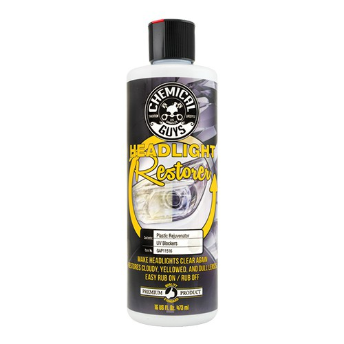 CHEMICAL GUYS KOPLAMP HERSTEL EN VERZEGELING 473ML