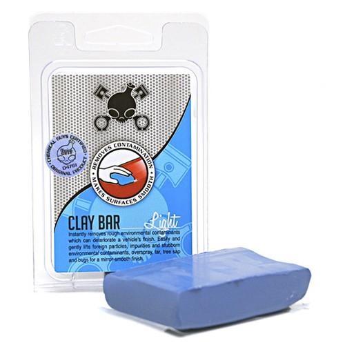 CHEMICAL GUYS CLAY BAR BLUE (LIGHT DUTY)