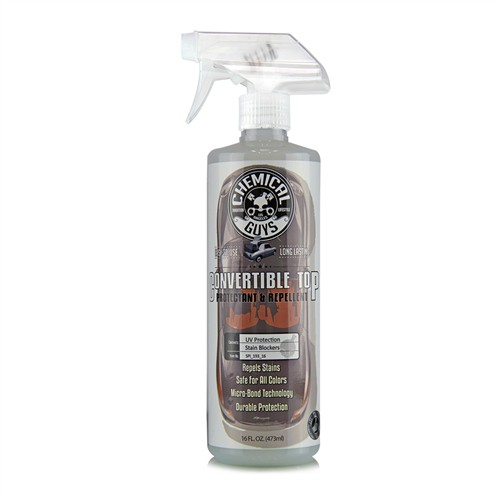 CHEMICAL GUYS CONVERTIBLE TOP PROTECTANT AND REPELLENT