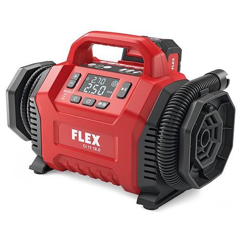 FLEX CI 11 18.0 - ACCU COMPRESSOR 12.0/18.0V