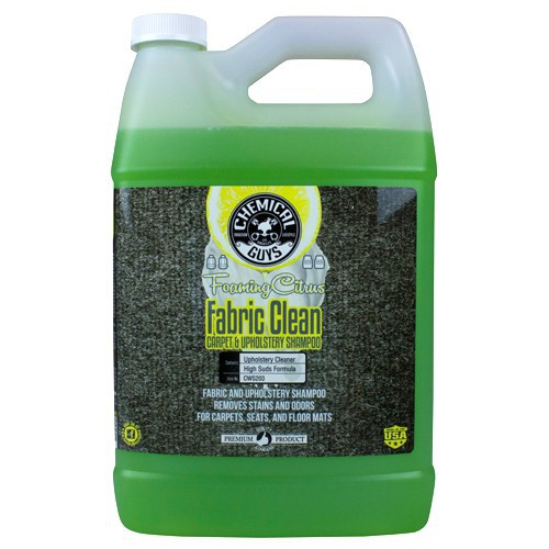 CHEMICAL GUYS FABRIC CLEAN SHAMPOO GALLON
