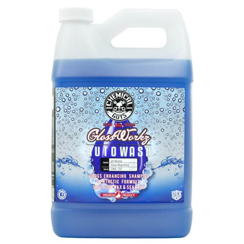 CHEMICAL GUYS GLOSSWORKZ GLOSS ENHANCING SHAMPOO GALLON