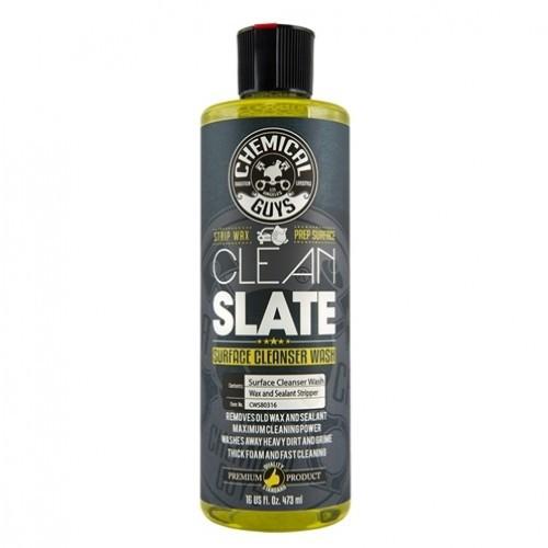 CHEMICAL GUYS CLEAN SLATE SURFACE CLEANSER (KRACHTIGE) WASH (SHAMPOO)
