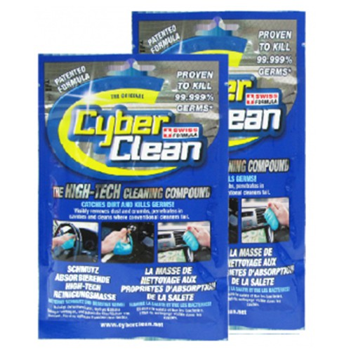 CYBER CLEAN ZIP BAG 75GR