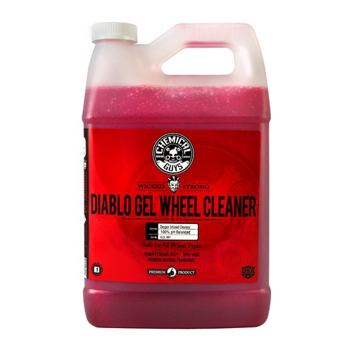CHEMICAL GUYS DIABLO WHEEL CLEANER GEL CONCENTRATE GALLON