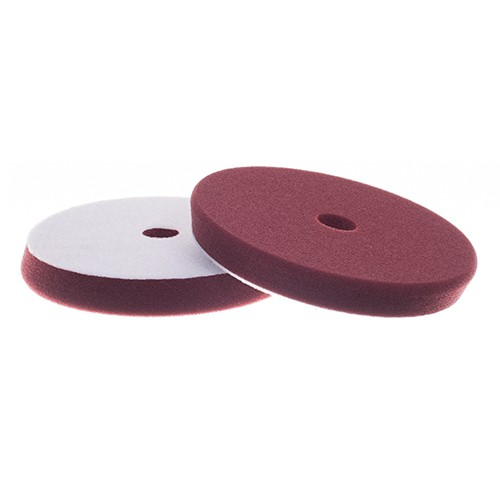 "DS SLIMLINE PAD MAROON HEAVY CUTTING 5"" / 130MM"