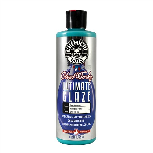 CHEMICAL GUYS GLOSSWORKZ ULTIMATE GLAZE SUPER FINISH