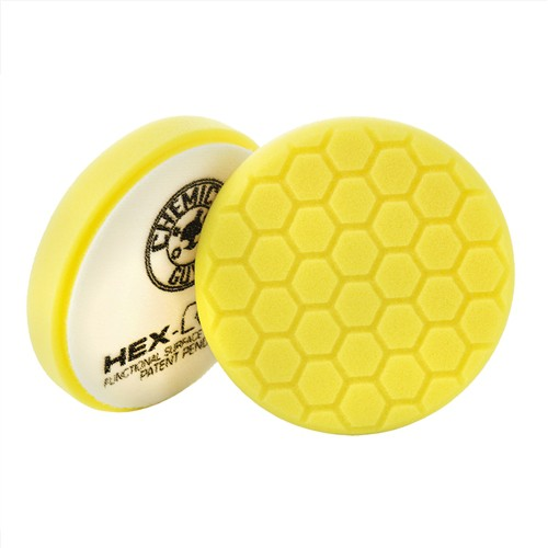 CHEMICAL GUYS HEX LOGIC 6 INCH - YELLOW