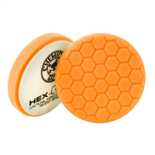 CHEMICAL GUYS HEX LOGIC 6,5 INCH - ORANGE
