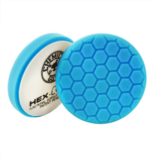 CHEMICAL GUYS HEX LOGIC 6,5 INCH - BLUE