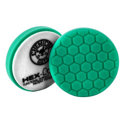 CHEMICAL GUYS HEX LOGIC 6 INCH - GREEN