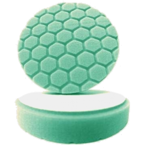 CHEMICAL GUYS HEX LOGIC 4 INCH - GREEN