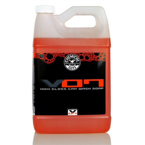 CHEMICAL GUYS HYBRID V7 / V07 OPTICAL SELECT HIGH SUDS CAR WASH SOAP (GALLON)