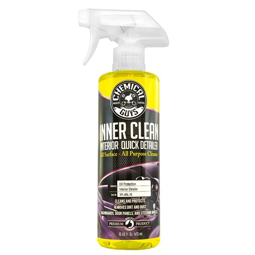 CHEMICAL GUYS INNER CLEAN QUICK DETAILER
