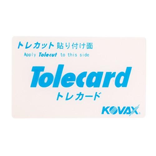 KOVAX TOLECARD 66x110MM