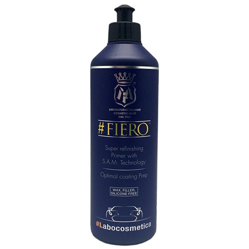 LABOCOSMETICA #FIERO SUPER REFINISHING PRIMER 500ML