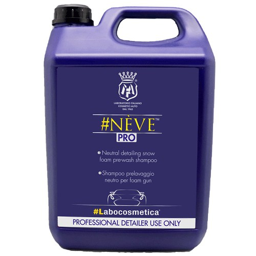 LABOCOSMETICA #NEVE NEUTRAL DETAILING SNOW FOAM PRE-WASH 4500ML