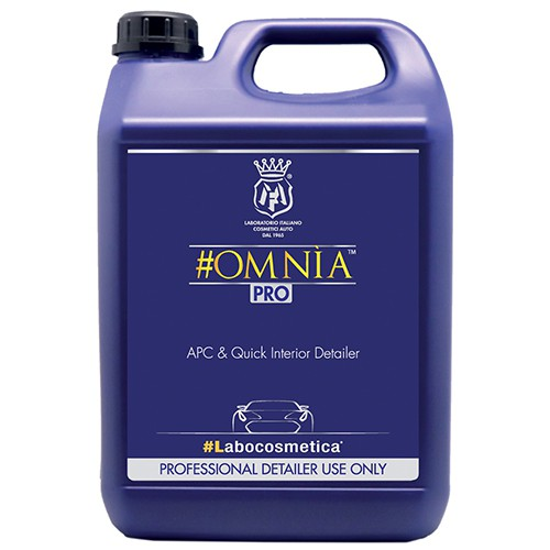 LABOCOSMETICA #OMNIA QUICK INTERIOR DETAILER 4500ML
