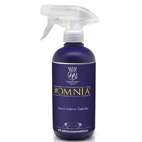 LABOCOSMETICA #OMNIA QUICK INTERIOR DETAILER 500ML