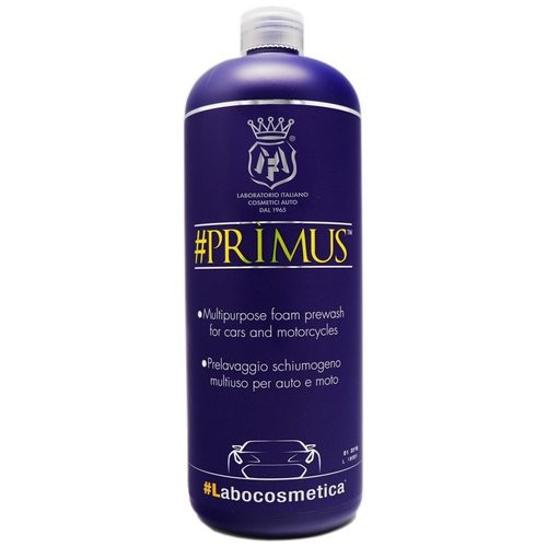 LABOCOSMETICA #PRIMUS MULTI PURPOSE PRE-WASH FOR CARS & MOTORCYCLES 1000ML