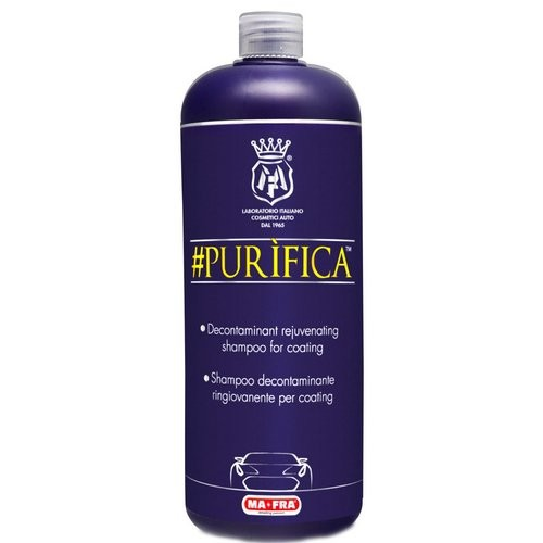 LABOCOSMETICA #PURIFICA DECONTAMINANT SHAMPOO 1000ML